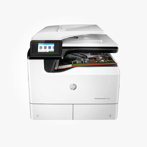 HP Pagewide e77740